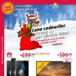 Altex Luna Cadourilor 01 – 21 Decembrie 2016