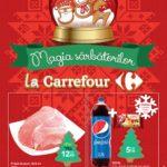 Carrefour Alimentare 08 Decembrie – 04 Ianuarie 2017