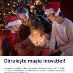 Carrefour Inovatie 07 Decembrie – 10 Ianuarie 2017