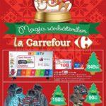 Carrefour Nealimentare 08 Decembrie – 04 Ianuarie 2017