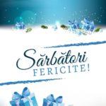 Real Sarbatori Fericite 15 Decembrie 2016 – 01 Ianuarie 2017