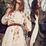 Massimo Dutti Colectia Winter Bloom 2017