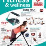 Selgros Fitness & Wellness 20 Ianuarie – 16 Februarie 2016