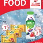 Selgros Food 20 Ianuarie – 02 Februarie 2016