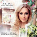 Oriflame Romania Program de bun venit 2017