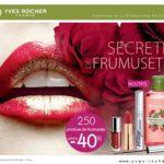 Yves Rocher Secrete de Frumusete 2017