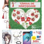 Carrefour Targul de Martisoare 23 Februarie – 08 Martie 2017
