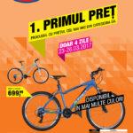 Hervis Sports Primul Pret 23 – 26 Martie 2017