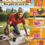 Hornbach 28 Februarie – 27 Martie 2017