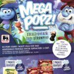 Mega Image Mega Popz Strumpfii din 13 Martie 2017