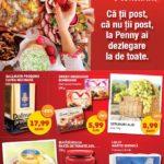 Penny Market 29 Martie – 04 Aprilie 2017