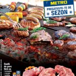 Metro Oferte pentru Gratar 27 Aprilie – 10 Mai 2017