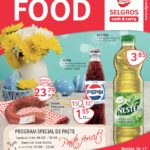 Selgros Food de Paste 14 – 27 Aprilie 2017