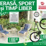 Selgros Tersa & Sport Aprilie – Mai 2017