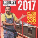 Brico Depot 336 de Pagini Aprilie – Iunie 2017