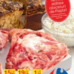 Carrefour Alimentare pentru Paste 10-19 Aprilie 2017