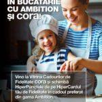 Cora Ambition 03 Aprilie – 07 Iunie 2017