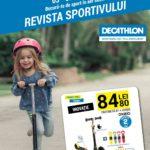 Decathlon Sport in aer liber 03-30 Aprilie 2017