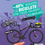 Hervis Sports Reduceri Biciclete KTM Focus Kalkhoff Mai 2017