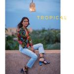 Stradivarius Colectia Tropical 2017