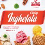 Selgros Inghetata 09 Iunie – 06 Iulie 2017