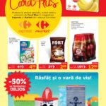 Carrefour Market Card Plus 14 – 30 Iunie 2017