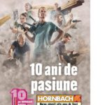 Hornbach 20 Iunie – 20 Iulie 2017