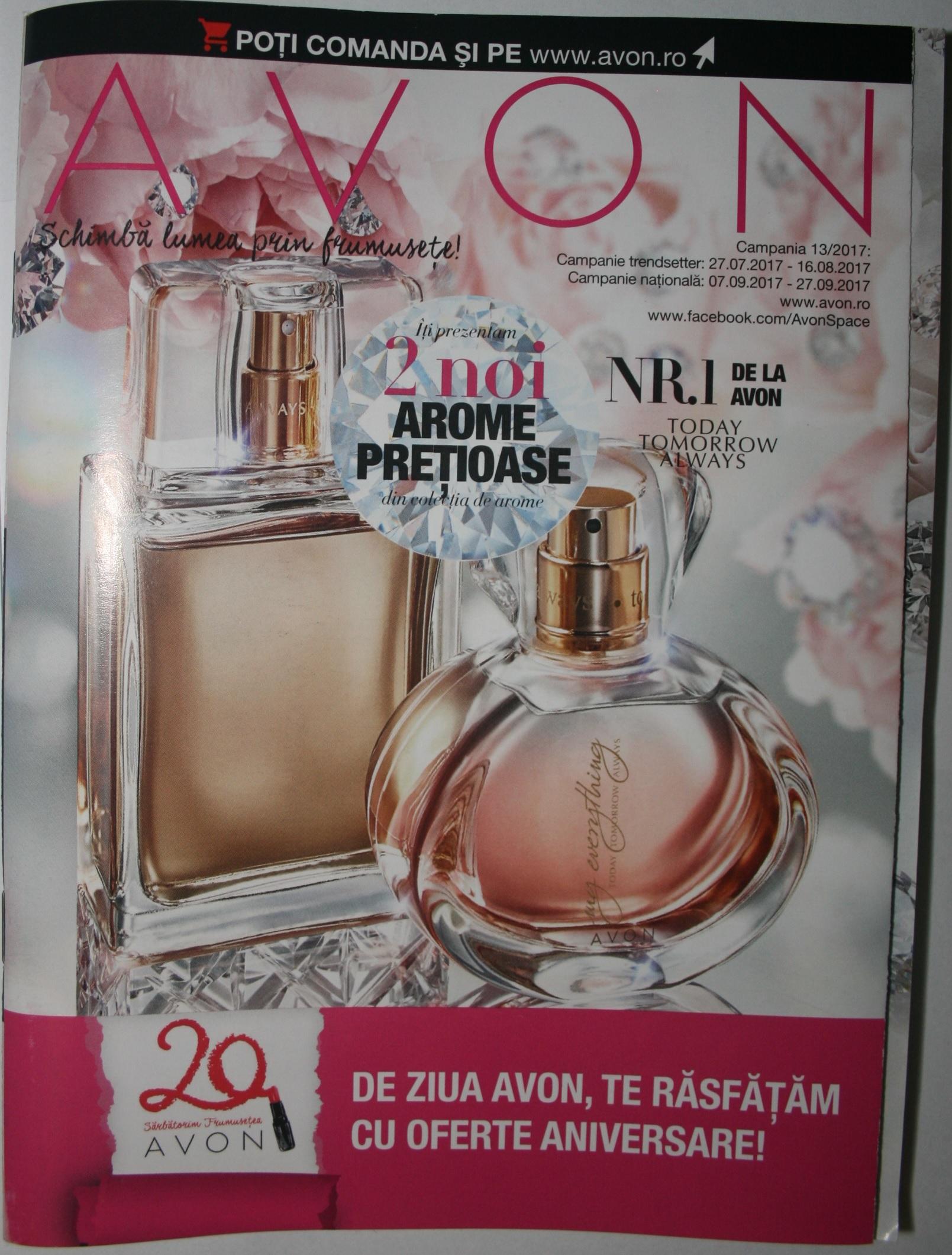 Catalog Avon Campania 13 2017 - 07-27 Septembrie 2017 - Catalog AZ