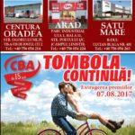 CBA Cash & Carry Tombola 12 – 25 Iulie 2017