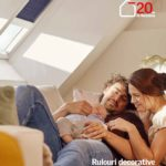 Velux Rulouri decorative si parasolare 2017