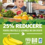 Lidl Reduceri Fructe & Legume BIO 07-13 August 2017