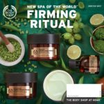The Body Shop Colectia Iarna 2017 – 2018