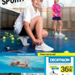 Decathlon Back to Sport August – Septembrie 2017
