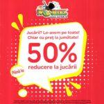 Noriel -50% Reduceri la Jucarii in aceasta Vara 2017