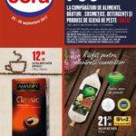 Cora Alimente Cosmetice Detergenti 20-26 Septembrie 2017