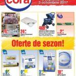 Cora Oferte de Sezon 13 Septembrie – 03 Octombrie 2017