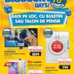 Flanco Discount Days 17-23 Septembrie 2017