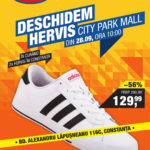 Hervis Sports 28 Septembrie – 08 Octombrie 2017