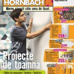 Hornbach 05 Septembrie – 02 Octombrie 2017