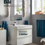 IKEA Mobilier pentru Baie 2018