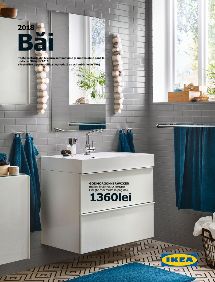 Catalog IKEA Mobilier pentru Baie 2018   Catalog AZ