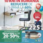 JYSK 10 Ani in Romania 07 – 20 Septembrie 2017