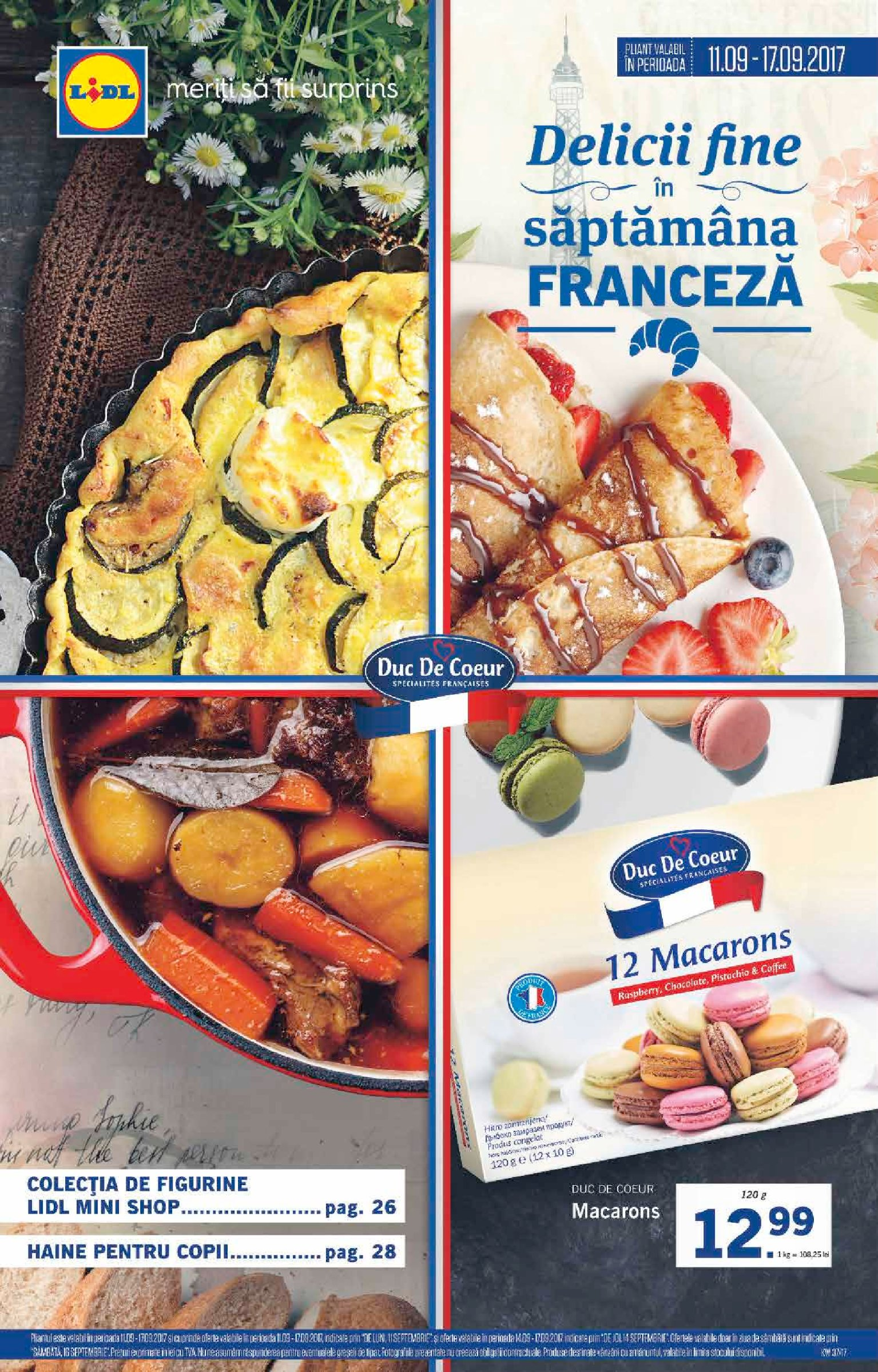 Catalog lidl delicii fine 11 17 septembrie 2017 catalog az for Cataleg lidl