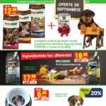 Zoomania Oferte Pet Shop in Septembrie 2017