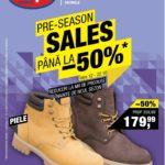 Hervis Sports Pre-Season Sales 12 – 22 Octombrie 2017