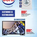 Cora Electronice & Electrocasnice 04 – 24 Octombrie 2017