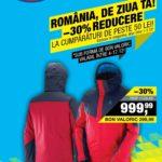 Hervis Sports Romania de Ziua Ta 01 – 03 Decembrie 2017