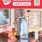 Selgros Food 24 Noiembrie – 07 Decembrie 2017