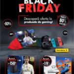 Flanco Black Friday Produse Gaming 02-19 Noiembrie 2017