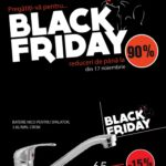 Romstal Black Friday 17 – 29 Noiembrie 2017